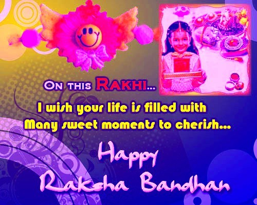 Happy Rakshabandhan Images Greetings Cliparts Cards Threads and Gifts for Sisters