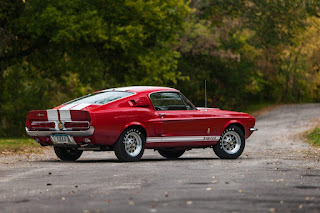 1967-Ford-Mustang-Shelby-GT500-American-Muscle-Car-Rear-Right
