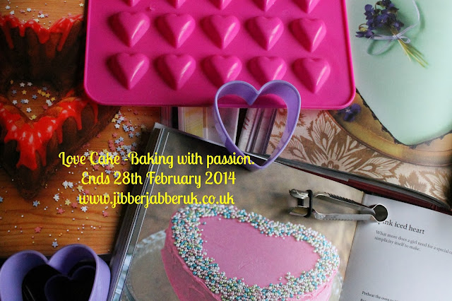 Love Cake Baking with passion www.jibberjabberuk.co.uk