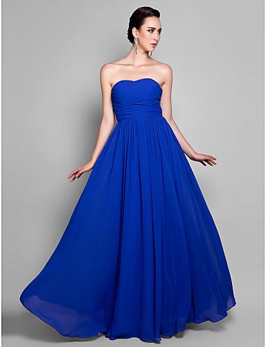 vestidos de XV años azul cielo