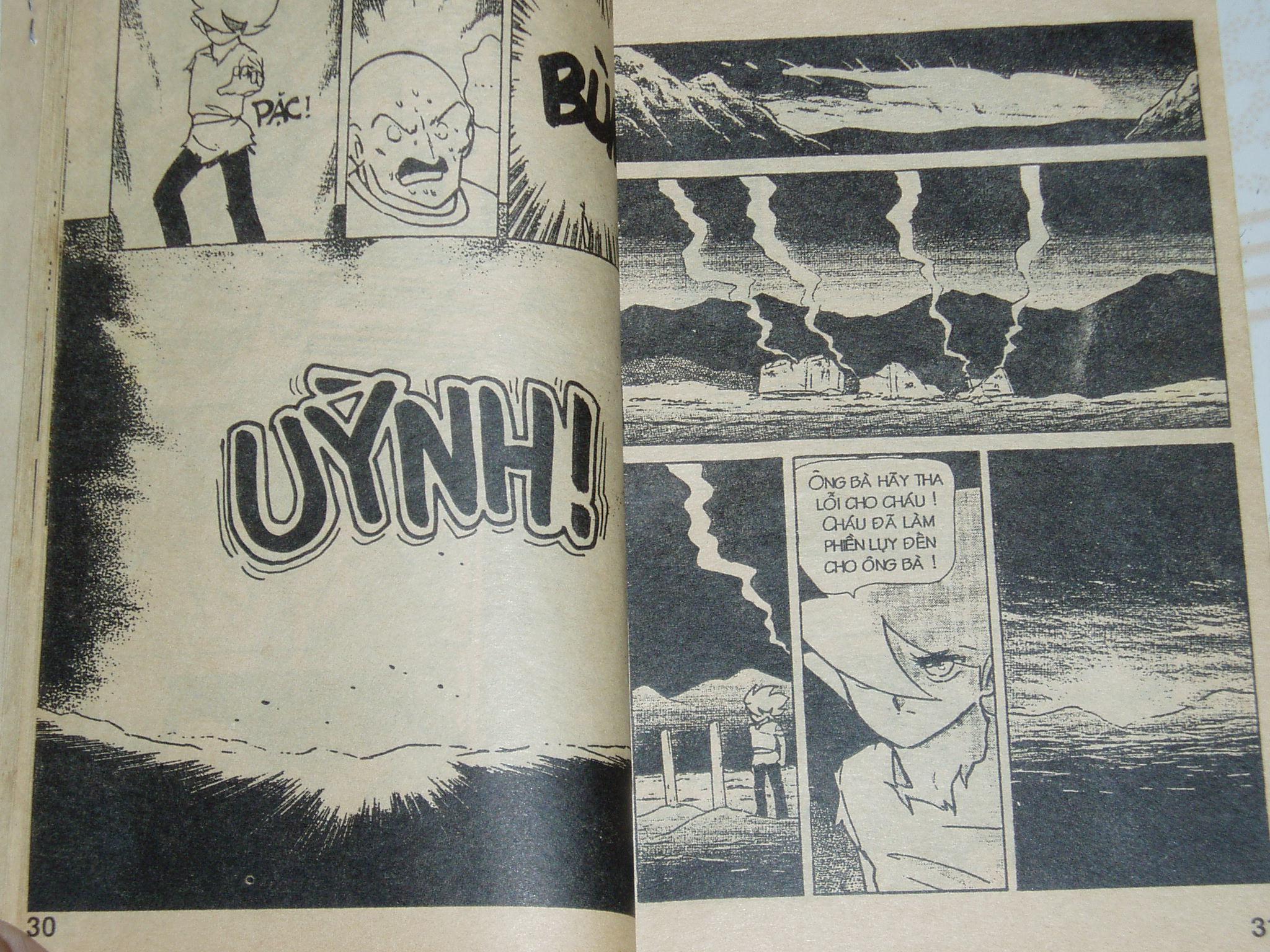 Siêu nhân Locke vol 18 trang 14
