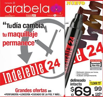 Arabela Mexico Campaña 20 Digital