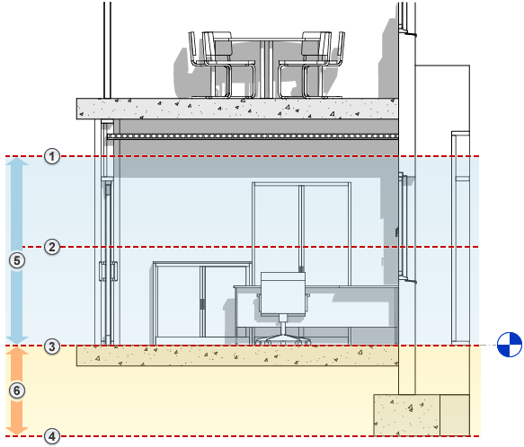 Revit Tip Cannot See Underlay Therevitkid Com