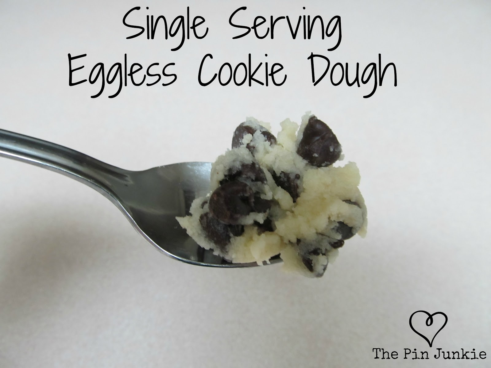 single serve chocolate chip cookie dough