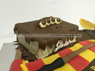 TARTA HARRY POTTER 2