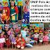 UNIP Polo Acrelândia realizou dia das crianças com muitas brincadeiras no centro da cidade: Confira As Fotos