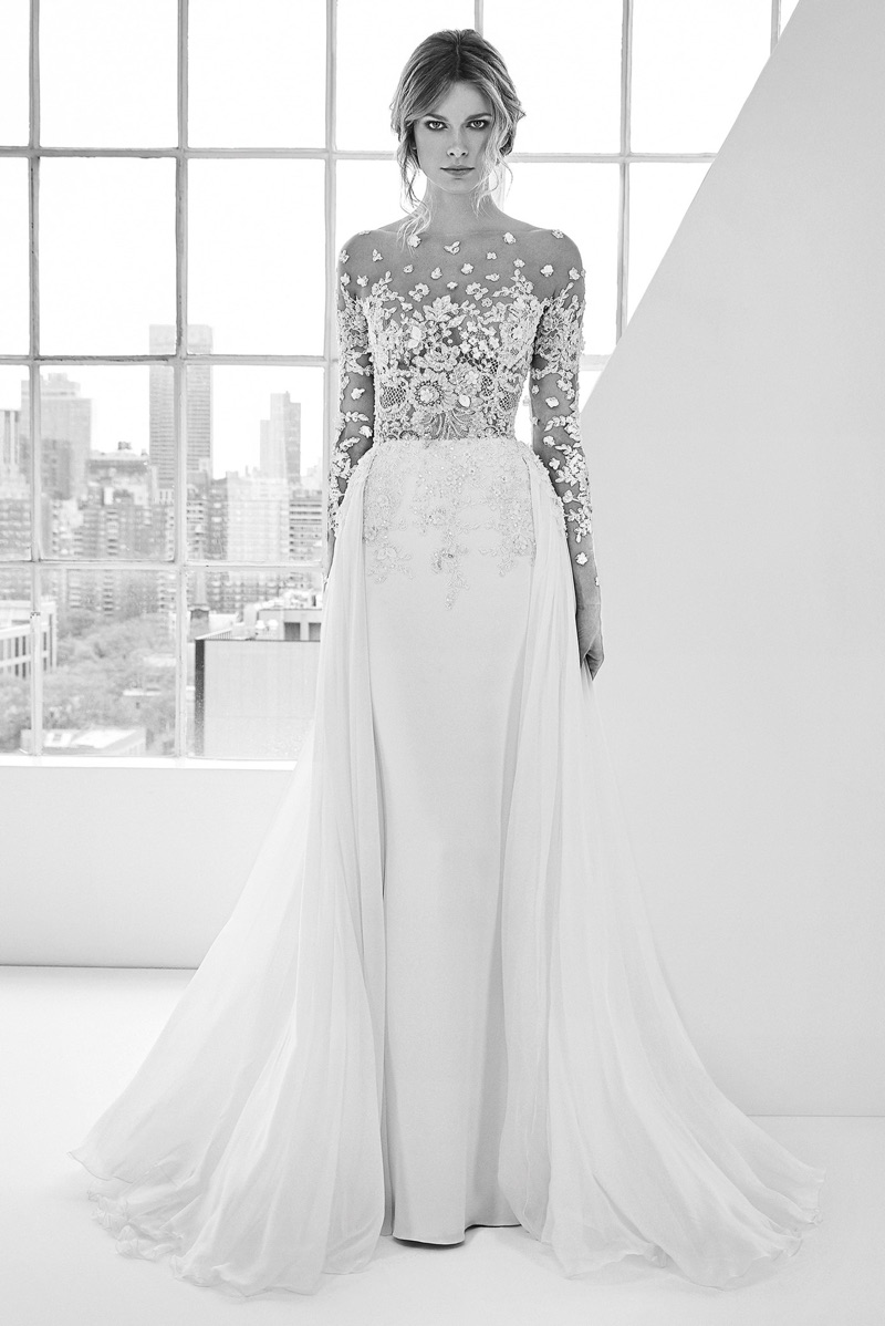 Zuhair Murad Bridal Spring 2018 Collection