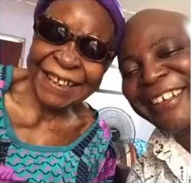 charly mother - ENTERTAINMENT: Video of Charly Boy Shares Kiss With His 98-Year-Old Mother; Urges Everyone To Do Same