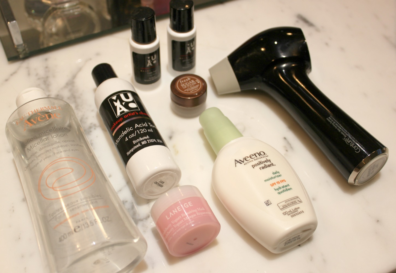 Ava Grace S Closet Skincare Savers