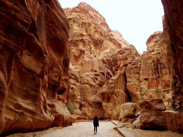 viajar jordania sola