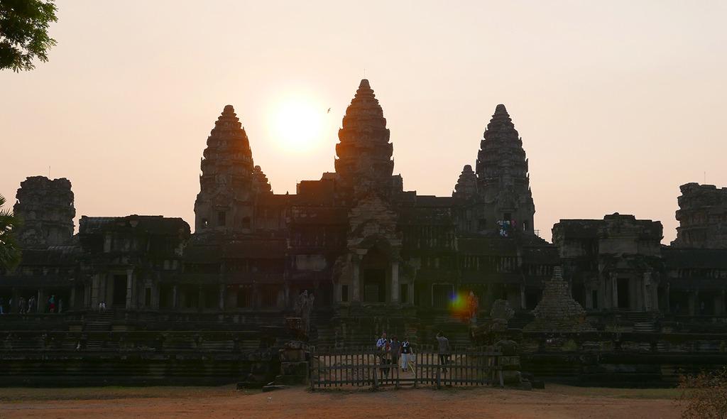 Euriental - Angkor Wat, Siem Reap, Cambodia
