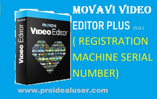 Movavi Video Editor Plus 15