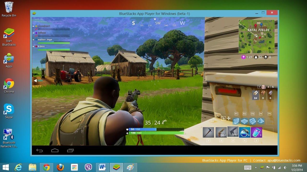 Can We Play Fortnite Mobile On Pc Prizma Gaming No 1 Emulator