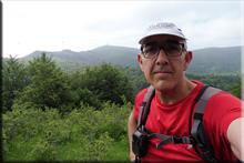 Pico Izartza mendiaren gailurra 997 m. - 2018ko ekainaren 15ean