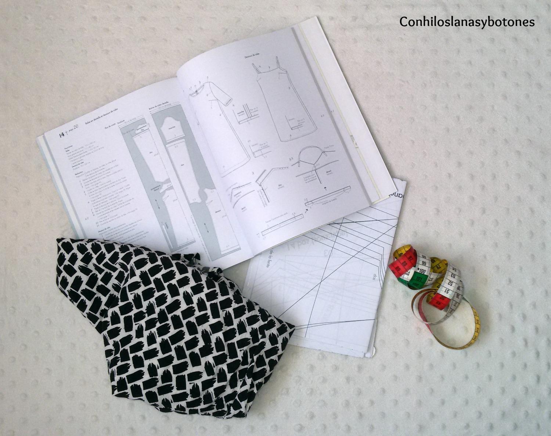 Conhiloslanasybotones: blusa japonesa