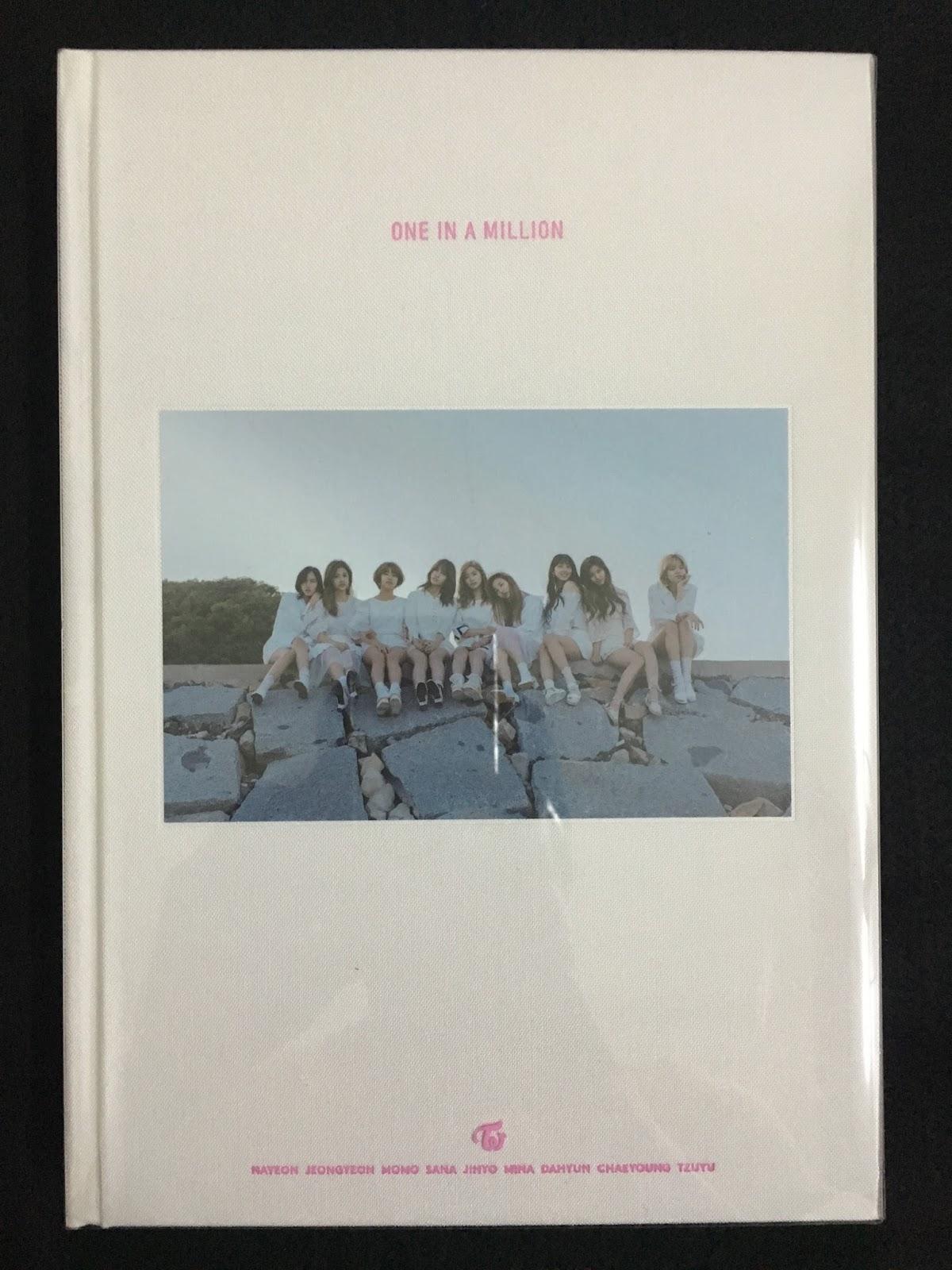 ミミッキュ 83 Twice One In A Million Photobook