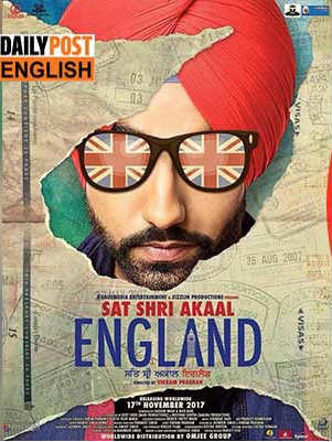 Sat Shri Akaal England 2017 Pre DVDRip 350MB Punjabi 480p
