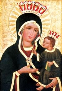 Obraz Matki Bożej Pocieszenia
