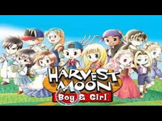 DOWNLOAD Harvest Moon - Boy And Girl PSP game for Android - www.pollogames.com