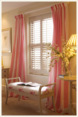I Love The Softness That These Add To Window Via Shutters Shadeore