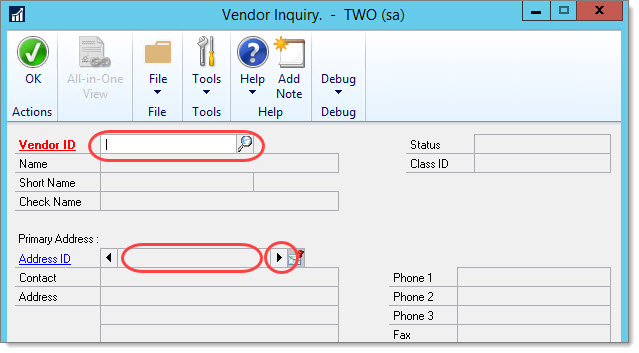 How to improve Dynamics GP with a little bit of VBA - Microsoft