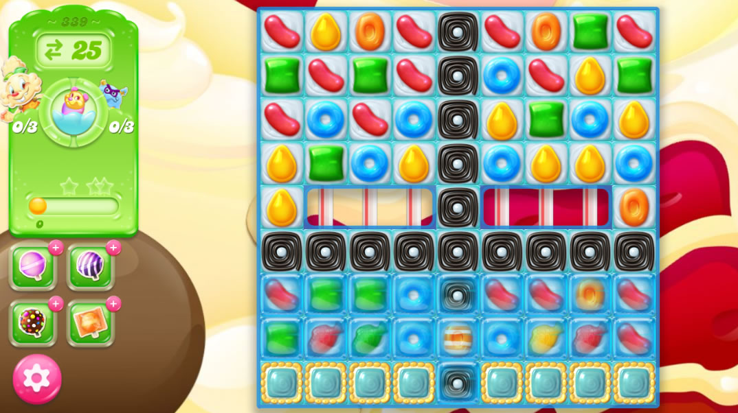 Candy Crush Jelly Saga 339