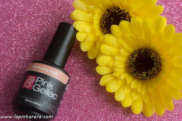 tono peachy pink