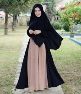 Koleksi Model Busana Muslim Terbaru 2018 Terupdate