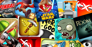 Popular Games on Mobile devices