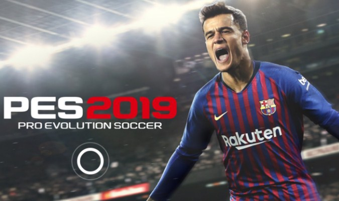 Game Sepak Bola tuk Android - Pro Evolution Soccer