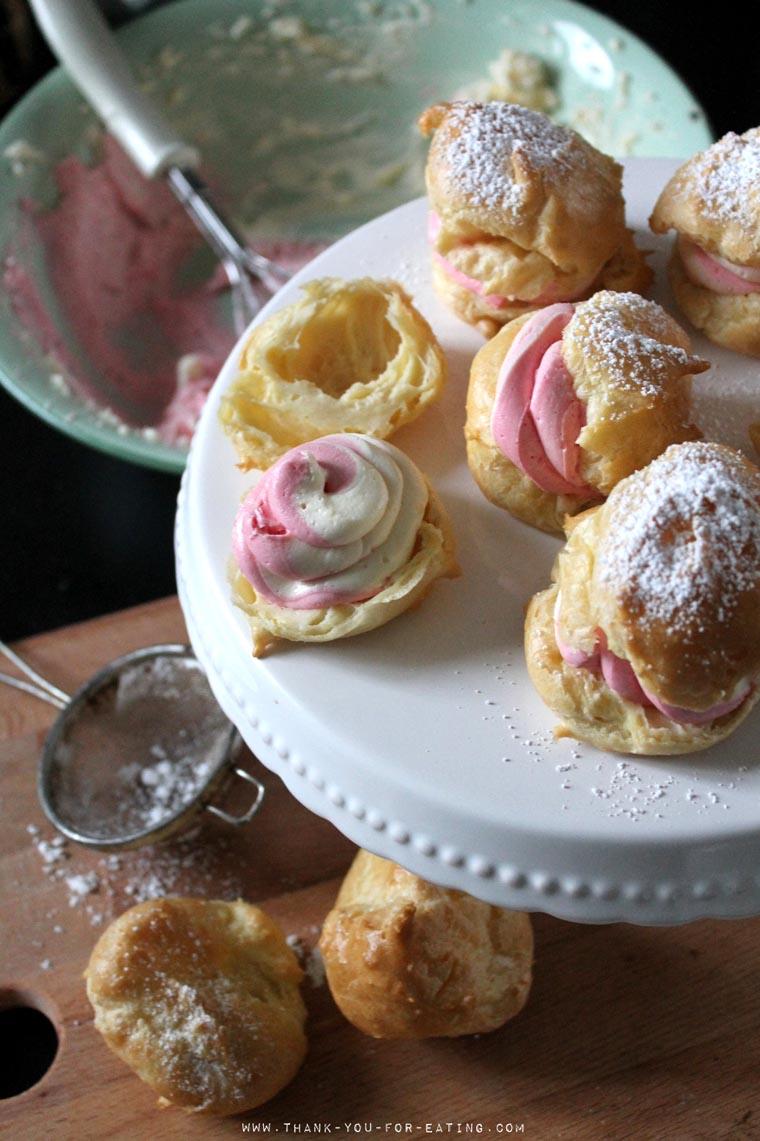 Pastel Creampuffs