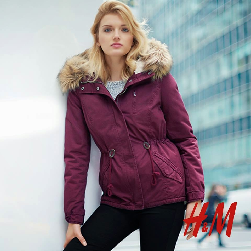 d925ca6dd New Range Of Winter Outwears For Western Ladies By H M From 2015