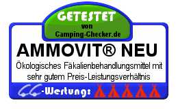 Ammovit® Neu Testsiegel