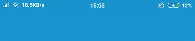 Jam Berada di Tengah Xiaomi - MIUIPEDIA