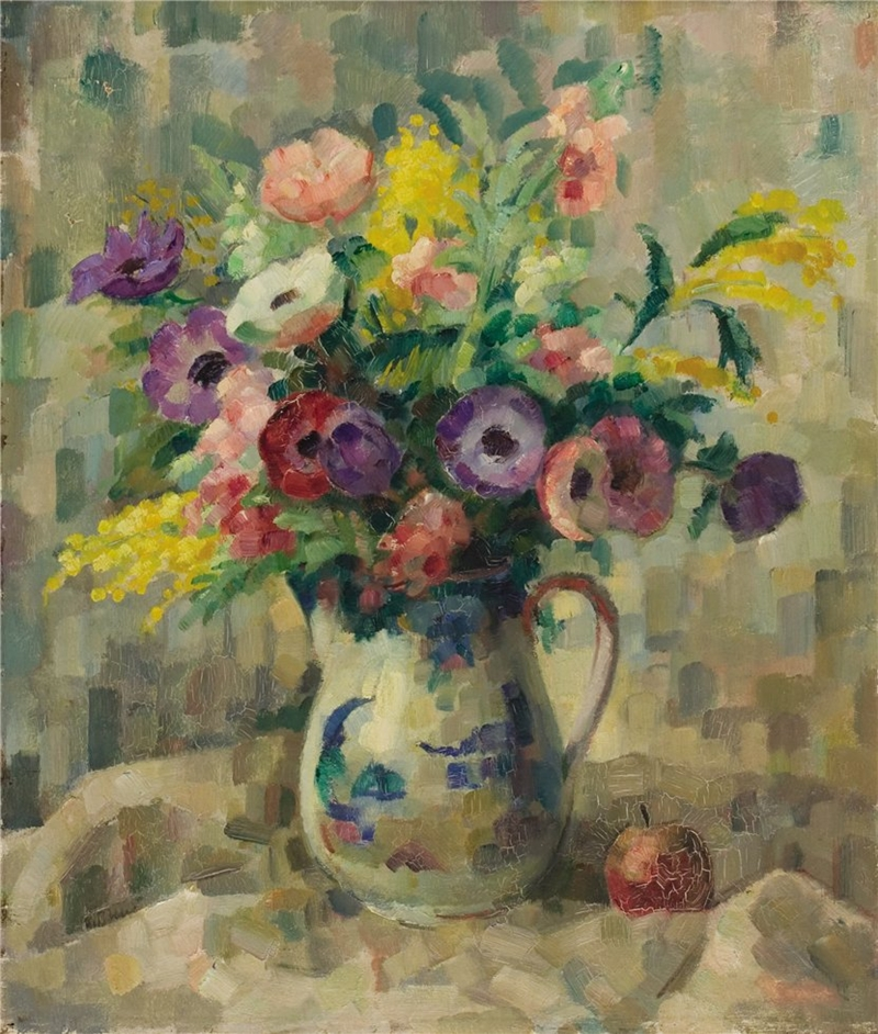 Marcel Dyf 1899-1985 | French Impressionist painter | Still Life
