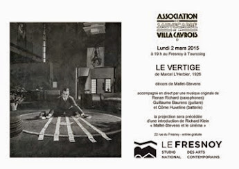 "Projection "" Le Vertige """