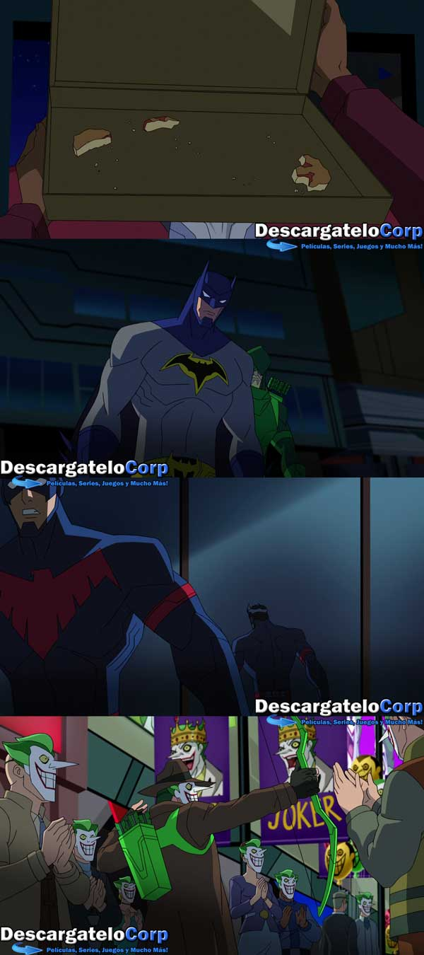 Descargar Batman Unlimited Monster Mayhem HD 1080p Latino