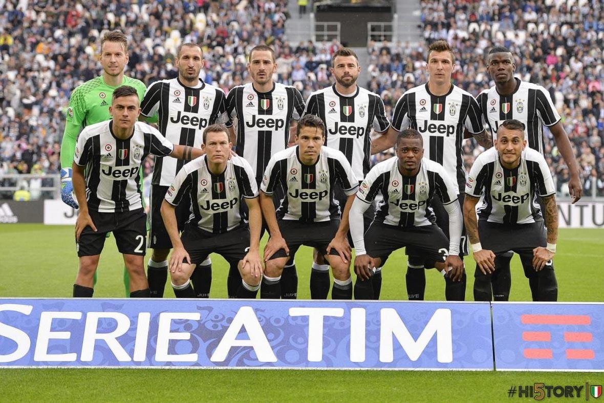 Kit Design, By Eroj: 2016-17 Juventus (Home,Away E Third
