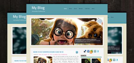 Siplex Free WordPress Theme
