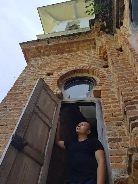 Pengalaman ke Istana Kellie
