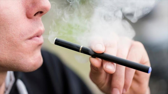 Estudio: cigarrillos electrónicos sin combustión no son inocuos