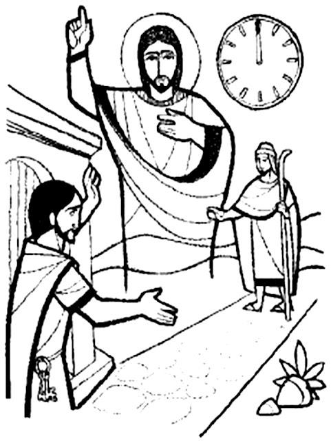 Jésus nous demander de veiller
