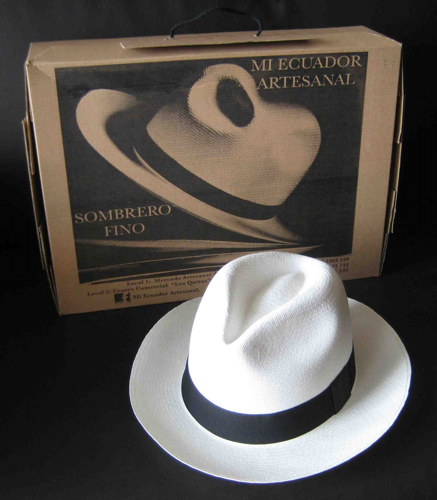This is the PANAMA (Montecristo) HAT that has been handmade in the classic  white colour and was requested by our doctor. 2a407e593fd