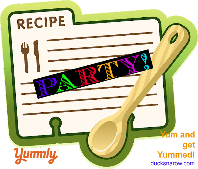 recipes, link party