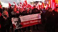 Marsz Pamięci Marszałka Józefa Piłsudskiego 2017