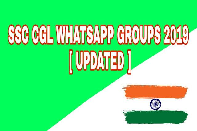 Ssc cgl whatsapp groups