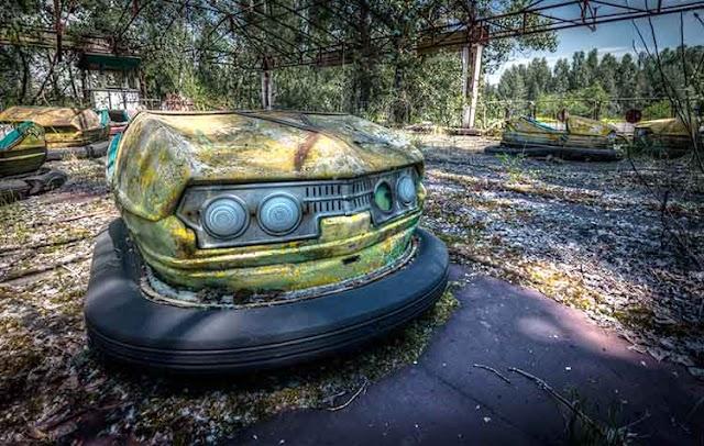 Chernóbil, a 30 años del 'Fin del Mundo'