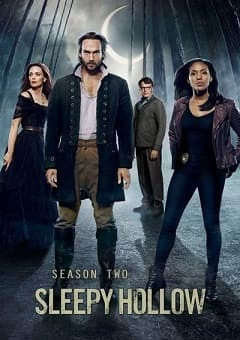 Sleepy Hollow - 2ª Temporada Torrent 720p / BDRip / HD Download