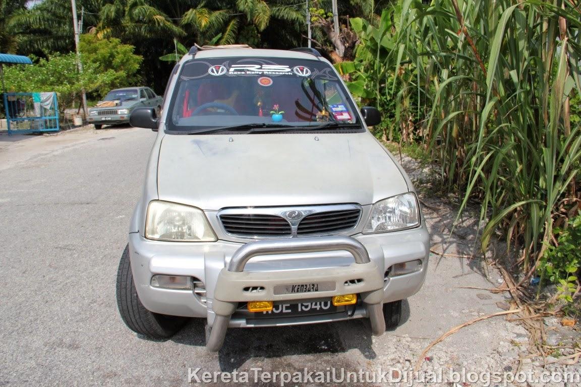 Kereta Terpakai untuk Dijual: PERODUA KEMBARA GX 1.3L (M