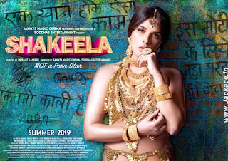 Shakeela First Look Poster 2